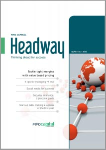 Headway - invoice factoring