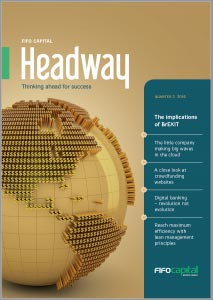 Headway - unsecured business loans